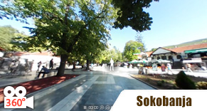 SOKOBANJA 360 video tura